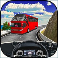 越野山地长途公共汽车驾驶模拟器