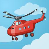 直升机跑酷2