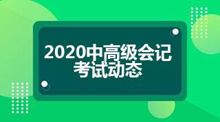 2020中高级会计考试成绩查询入口