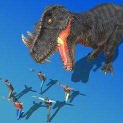 恐龙城市大战