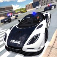 警车驾驶模拟器2020破解版